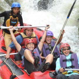 Rafting Arum Jeram