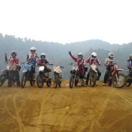 Wisata Motor Trail Off Road Pangalengan