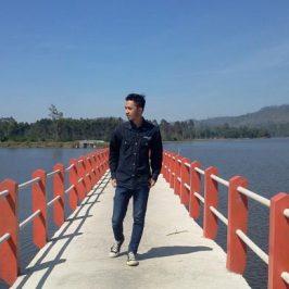 Lokasi Jembatan Cinta Situ Cileunca