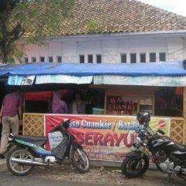 Kuliner Bandung Yang Murah, Cuanki Serayu