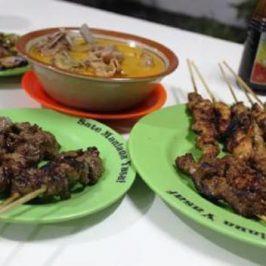 Kuliner Bandung Murah, Sate Maulana Yusuf