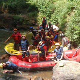Rafting Untuk Pemula