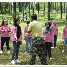 Permainan Outbound Anak : Gajah Dan Semut