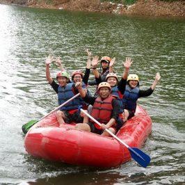 Harga Rafting Cileunca Pangalengan Bandung