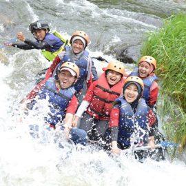 Yuk Main Arung Jeram Di Situ Cileunca, Berlibur ke Pangalengan Bandung