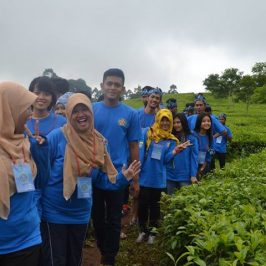 Outbound Training Cileunca Adventure feat Karang Taruna Sumur Bandung