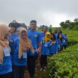 Outbound Training Cileunca Adventure feat Karang Taruna Sumur Bandung