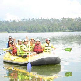 Rafting Cileunca Pangalengan Bandung