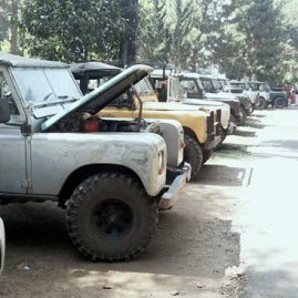 Wisata Fun Off Road Landy